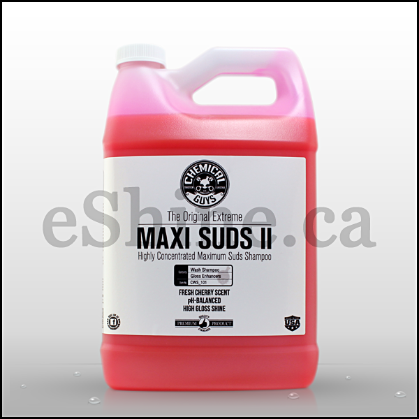 Chemical Guys Maxi-Suds II (128oz) (CWS_101)