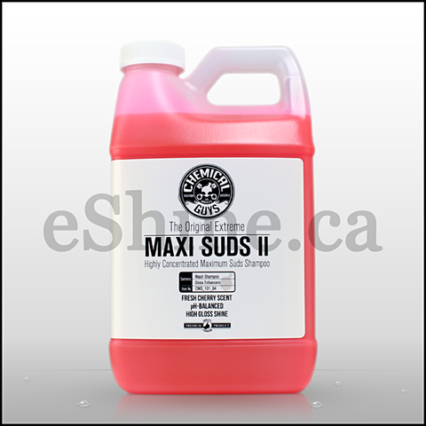 Chemical Guys Maxi-Suds II (64oz) (CWS_101_64)