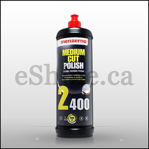 Menzerna Medium Cut Polish 2400 (32oz)