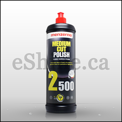 Menzerna Medium Cut Polish 2500 (32oz)