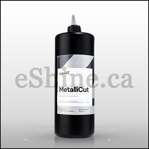 CarPro MetalliCut Polishing Compound (1000ml)