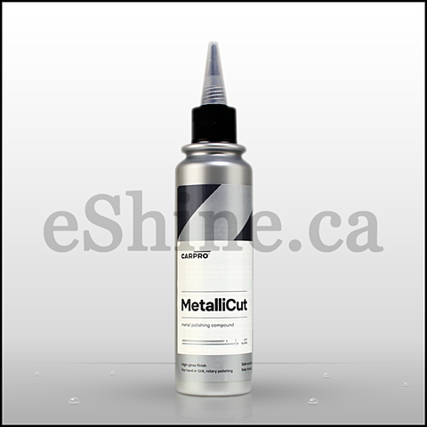 CarPro MetalliCut Polishing Compound (150ml)