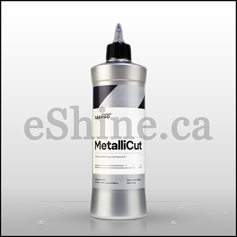 CarPro MetalliCut Polishing Compound (500ml)