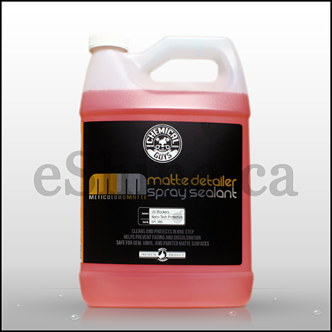 Chemical Guys Meticulous Matte Detailer (128oz) (SPI_995)