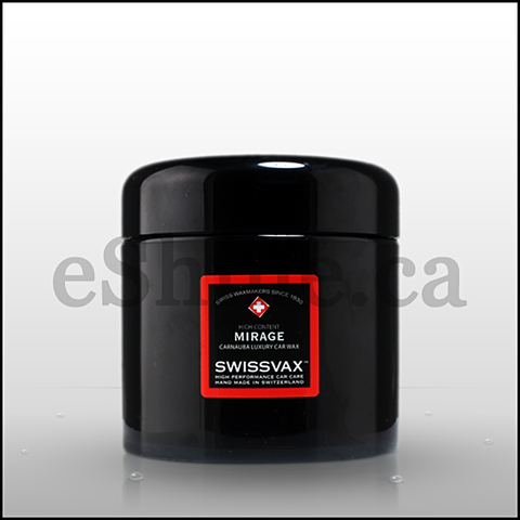 Swissvax Mirage Premium Carnauba Wax (200ml)