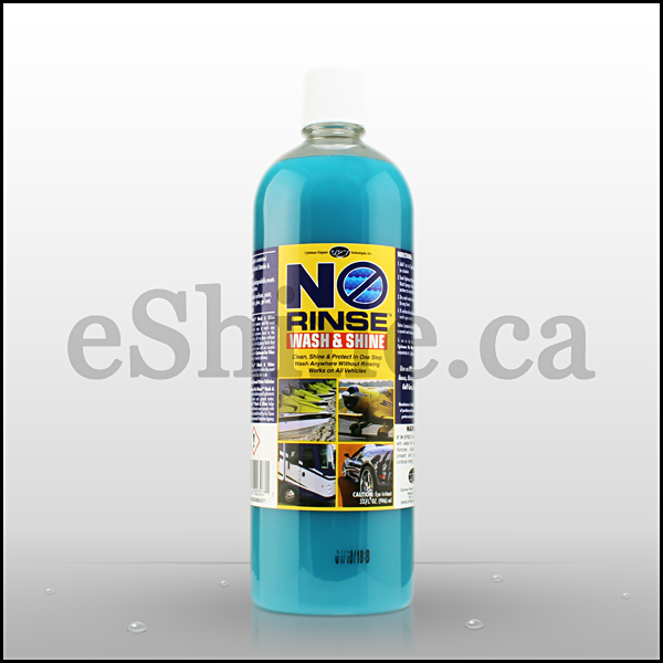 Optimum No Rinse >> Optimum No Rinse Wash Shine 32oz Eshine Car Care Canada