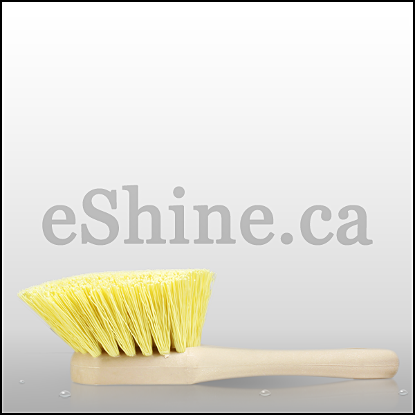 Nylon Wheel & Rim Brush (8in)