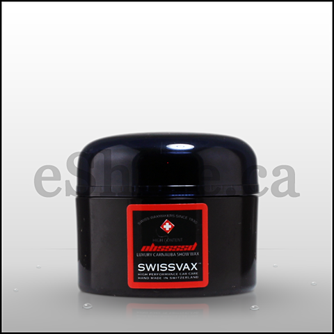 Swissvax OBSSSSD Luxury Carnauba Show Wax (50ml)