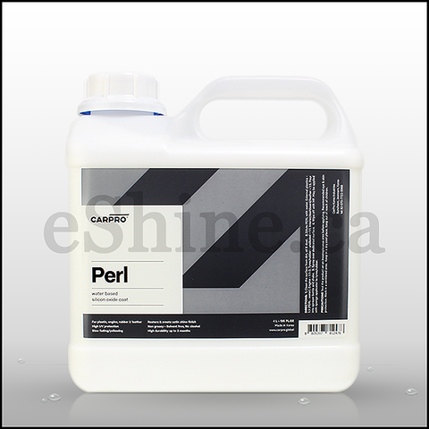 CarPro PERL Coat Plastic & Rubber Protectant (4L)