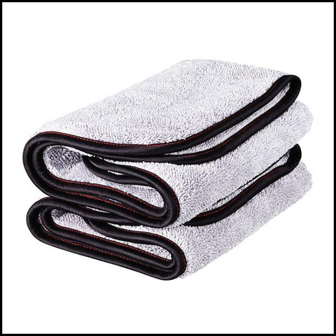 Griot's Garage PFM Terry Weave Drying Towel - 2pk (16x16) (55586)