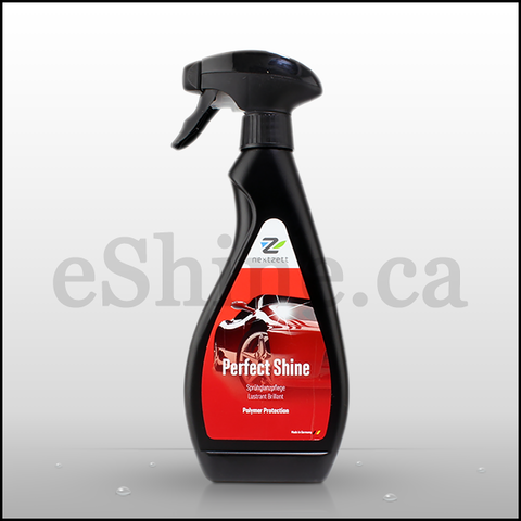 Nextzett Perfect Shine QD W/Sprayer (16oz)