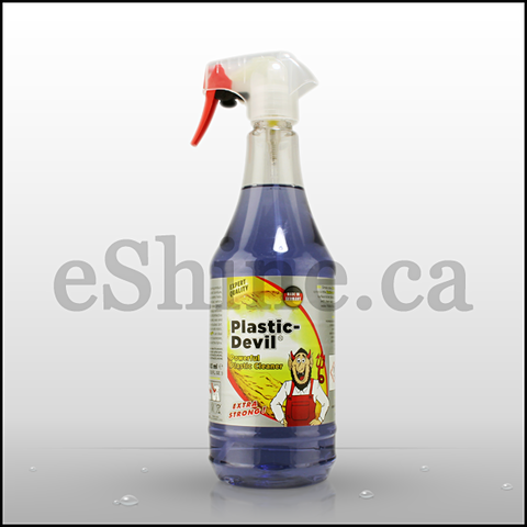 Tuga Plastic Cleaner (1L)