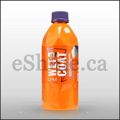 GYEON Wet Coat V2 W/Sprayer (500ml)