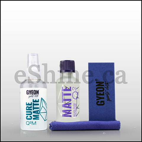 GYEON Q2 Matte (50ml)