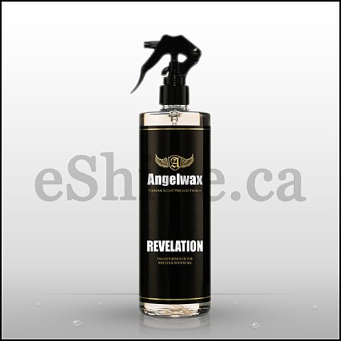 Angelwax Revelation Fallout Remover W/Sprayer (500ml)