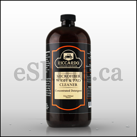 Riccardo Microfiber Wash & Pad Cleaner (32oz)