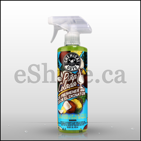 Chemical Guys Scent Pina Colada Air Freshener W/Sprayer (16oz) (AIR22916)