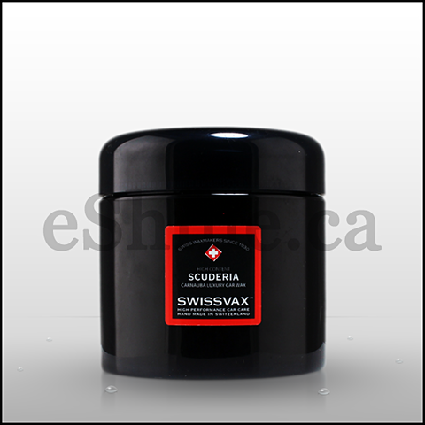 Swissvax Scuderia Wax For Italian Cars (200ml)