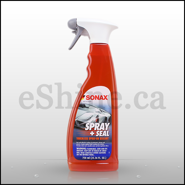Sonax Spray+ Seal W/Sprayer (750ml)