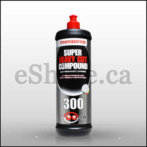 Menzerna Super Heavy Cut Compound 300 (32oz)