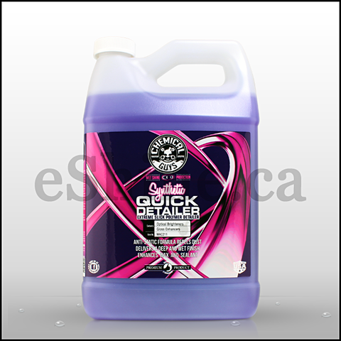 Chemical Guys Synthetic Quick Detailer (128oz) (WAC211)
