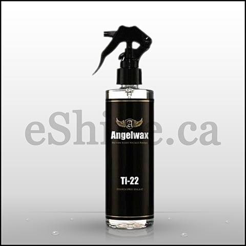 Angelwax TI-22 Titanium Spray Sealant W/Sprayer (250ml)