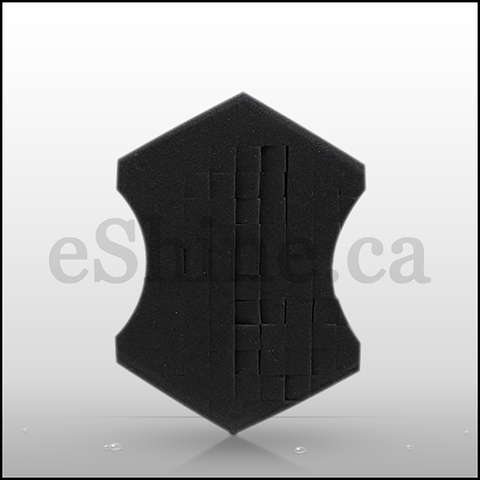 The Rag Company Ultra Black Sponge