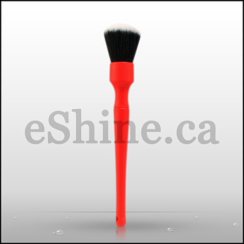 Detail Factory Ultra Soft Red Detail Brush - Large