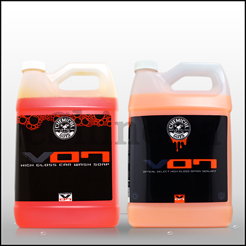 Chemical Guys V07 Car Wash & Spray Detailer Combo (128oz)