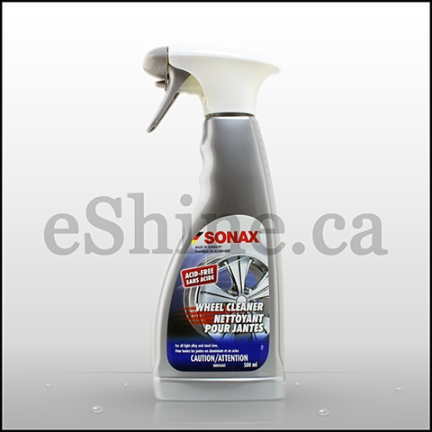 SONAX Wheel Cleaner Full Effect **2 Pack** (500ml)