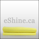Microfiber Madness Yellow Fellow 2.0 Microfiber Towel (16x16)