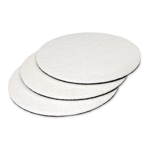"Griots Garage 6"" Glass Polish Pads (3pk)"