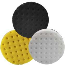 "Lake Country 5.5"" Foam Buffing Polishing & Waxing Pads (3pk)"