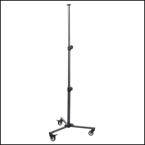 ScanGrip Telescopic Wheeled Light Stand