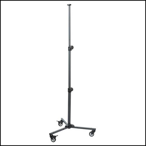 **ScanGrip Telescopic Wheeled Light Stand