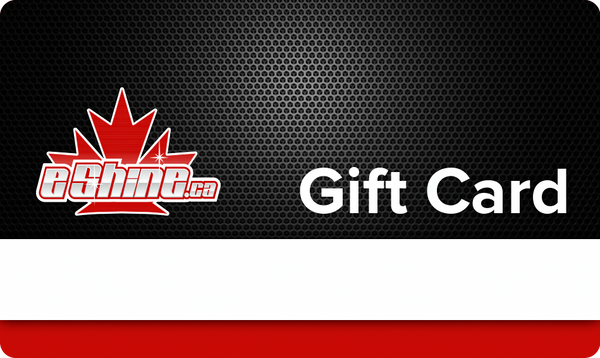 eShine Gift Card - eShine Car Care