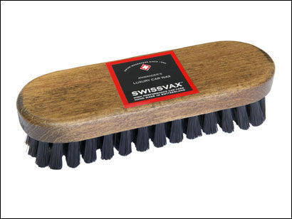 Swissvax Leather Interior Convertible Brush
