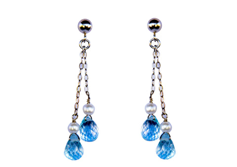 Carrin Earrings - Happy Poppy Jewelry