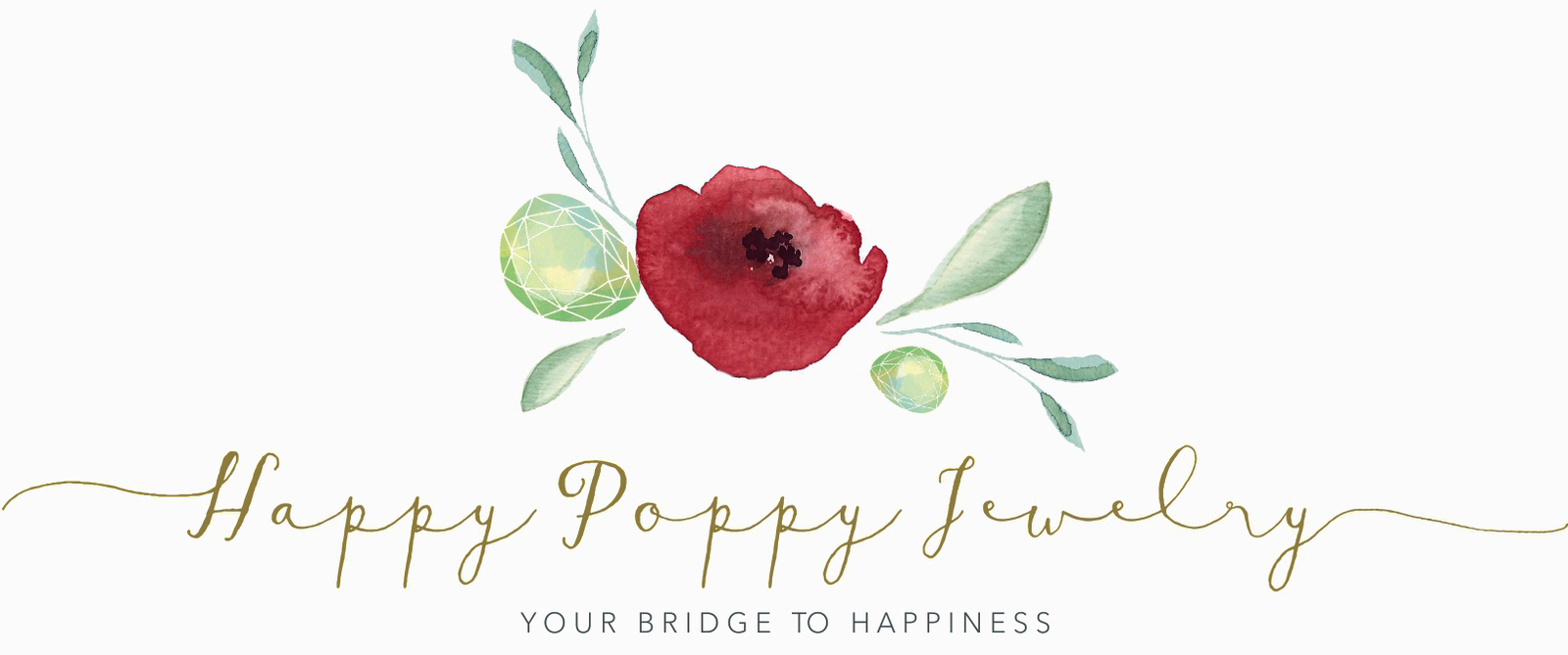 Happy Poppy Jewelry