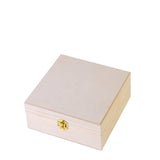 Wooden Essential Oil Box w/ 4 Rollons
