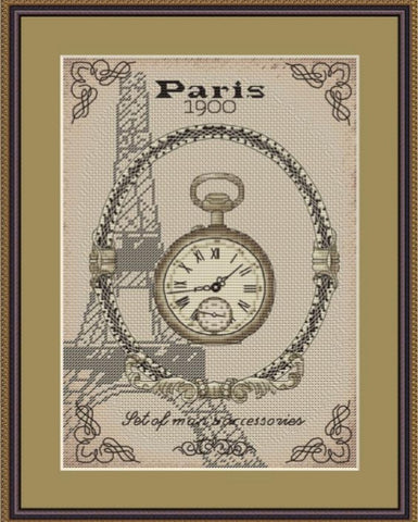 Paris: the Watch