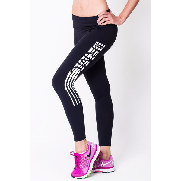Black RMC Legging - Stylishme