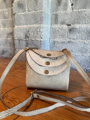 Campomaggi Small Tri-Envelope Crossbody