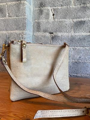 Campomaggi Tri-Pocket Crossbody