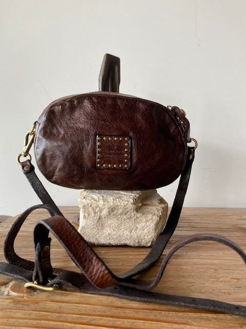 Campomaggi Small Oval Crossbody