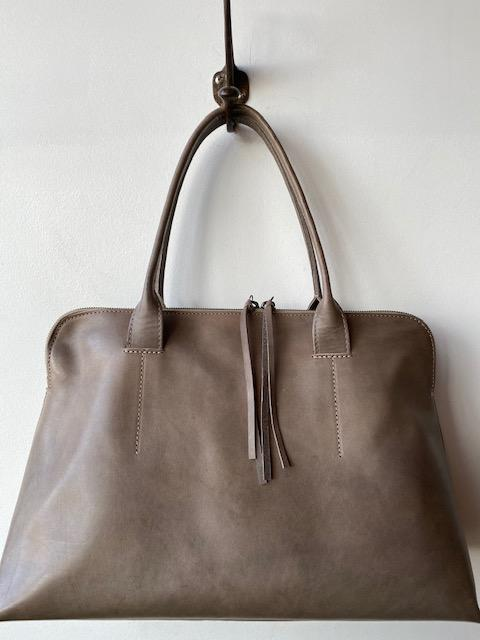 Tagliovivo Large Bauletto Bag
