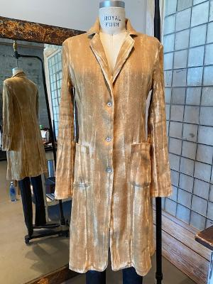 Avant Toi Knitted Overcoat