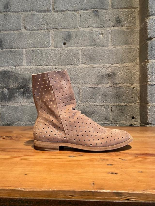 Officine Creative Cordet Perforated Boots