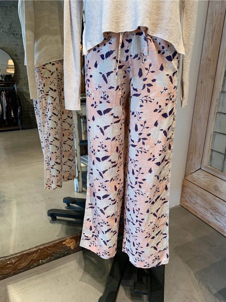 Kerry Cassill Drawstring Pants