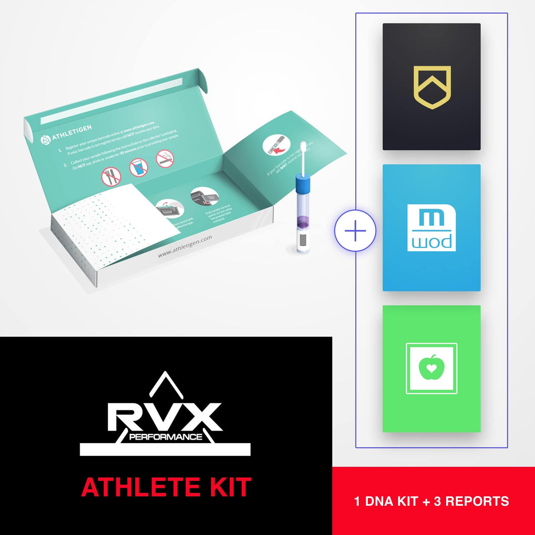 The RVX ATHLETE Kit
